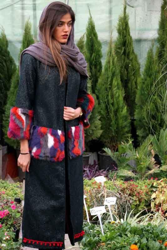 مدل مانتو بهار 97   مدل های شیک مانتو بهاری 2018 برند Kherghe