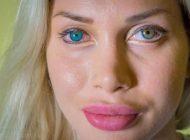 عمل زیبایی عجیب و باورنکردنی پیکسی مانکن مشهور جهان +عکس