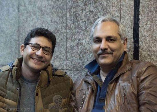 گفتگو با سروش جمشیدی کمدین مشهور ایرانی