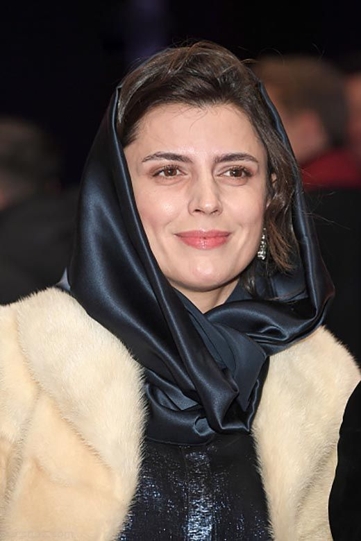 استایل ستاره های ایرانی روی فرش قرمز جشنواره برلین