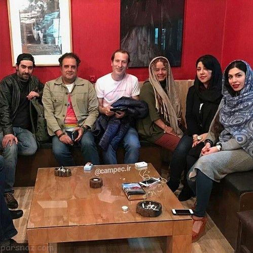 بهترین و جذاب ترین عکسهای خانوادگی بازیگران ایرانی