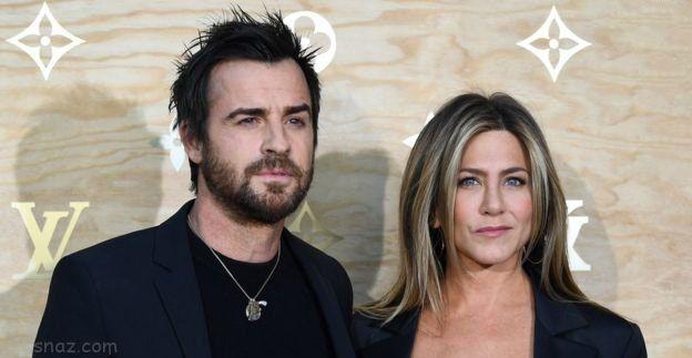 جنیفر آنیستون از همسر دومش هم طلاق گرفت +عکس