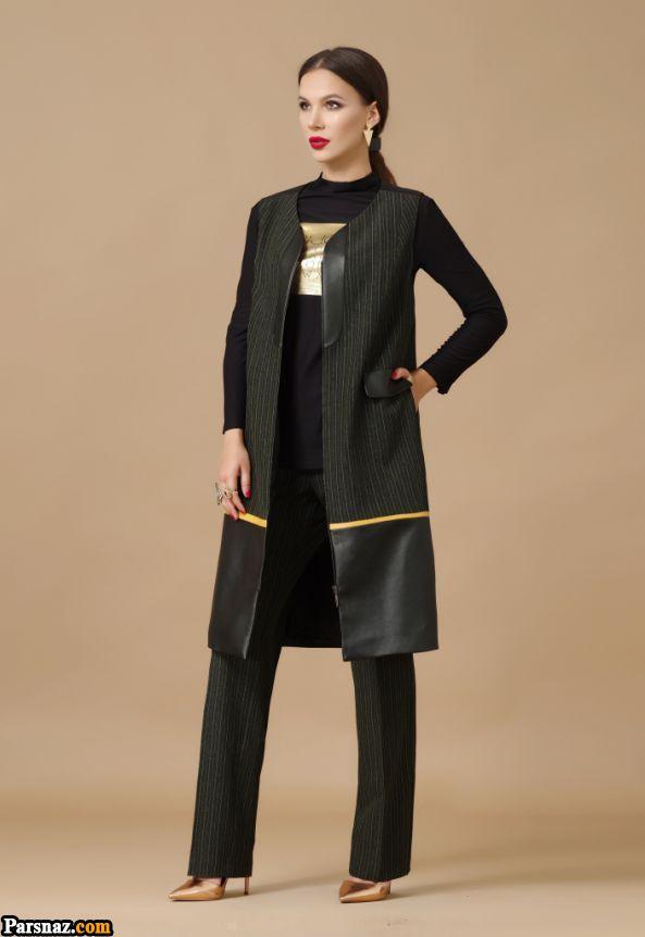 لباس مجلسی زنانه 97 و 2018 |ژورنال انواع مدل های لباس و پیراهن مجلسی (122 مدل)