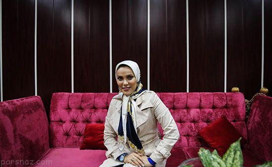 مهسا ایرانیان گفتگو با اولین زن استنداپ کمدی در ایران +عکس