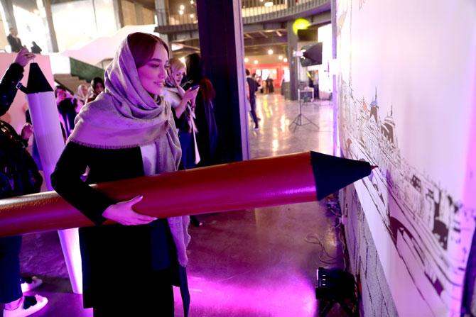 زیبایی و استایل پاریسی با بورژوا به تهران آمد +عکس