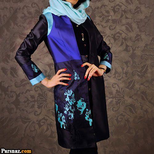 مدل مانتو جلو باز عید نوروز 99 | مانتو جلو باز 2020 دخترانه و زنانه عید نوروز 1399