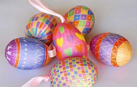 طراحی و تزیین تخم مرغ عید نوروز 97 |بهترین ایده ها برای تزئین تخم مرغ عید نوروز 1397