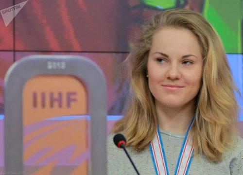 دختران زیبای ورزشکار روسیه در المپیک زمستانی 2018