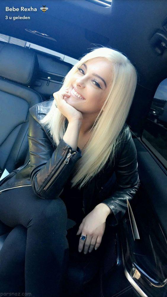بی بی رکسا و علیرضا حقیقی | بیوگرافی بی بی رکسا (Bebe Rexha ) خواننده آمریکایی