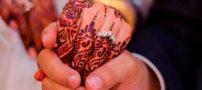 ازدواج عجیب دختری که با لباس داماد با دو زن همزمان ازدواج کرد +عکس