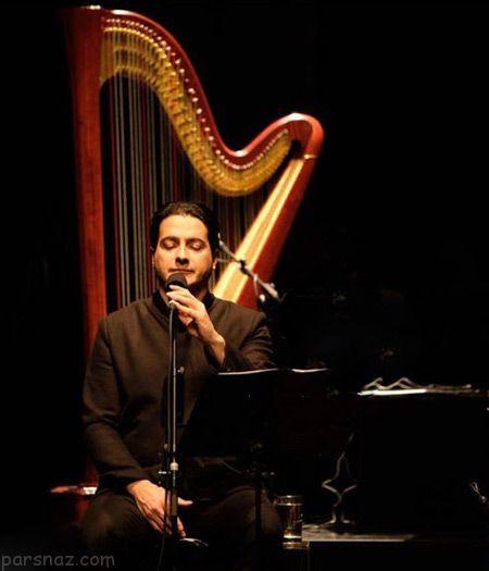همایون شجریان : بیوگرافی و عکس های همایون شجریان خواننده ایرانی