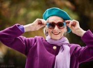 دافنه سلف مسن ترین مدلینگ جهان +عکس