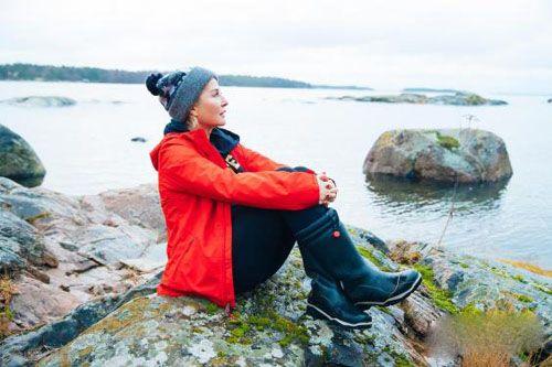 جزیره دختران در فنلاند که مردان اجازه ورود ندارند