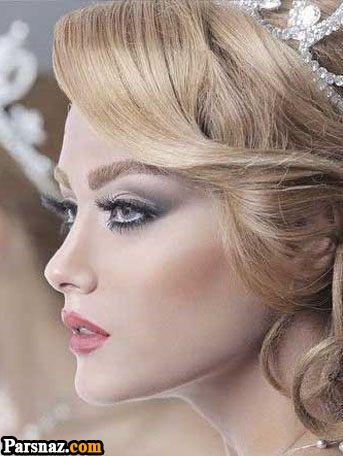 مدل میکاپ و گریم عروس ۱۴۰۰ | ژورنال مدل های شینیون مو عروس 2021 (48 عکس)
