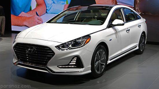 معرفی برترین خودروهای نمایشگاه شیکاگو 2018