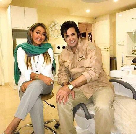 خانم دندانپزشک چهره های مشهور |دندانپزشک سلبریتی های ایرانی چه کسی است؟