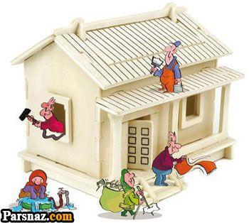 اس ام اس خانه تکانی خنده دار |جوک های طنز و آخر خنده مخصوص خانه تکانی
