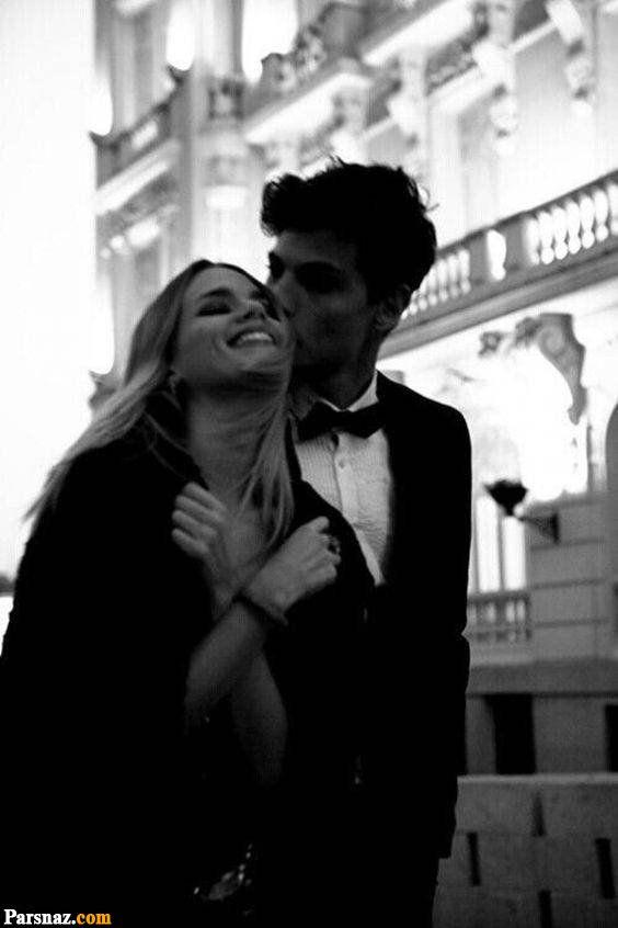 عکس پروفایل عاشقانه در حال بوسیدن 2018 |عکس عاشقانه بوسه و پروفایل بغل کردن 97