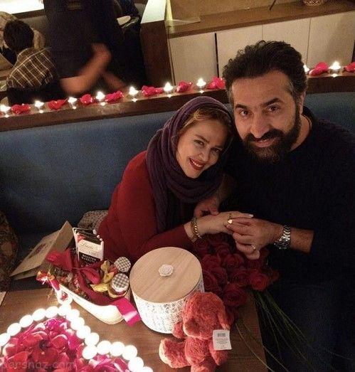 عکس بازیگران | جدیدترین عکس های بازیگران و همسرانشان در سال 2018