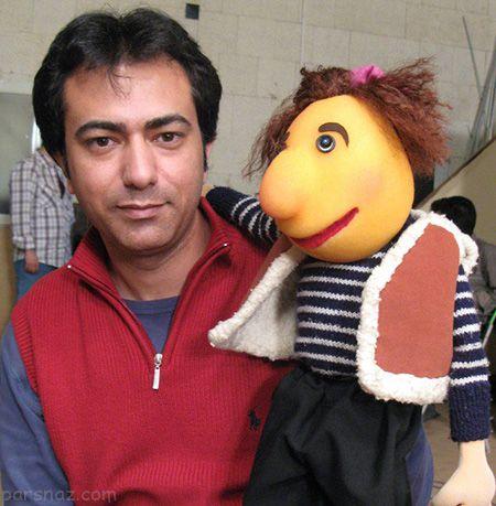 بیوگرافی محمدرضا هدایتی +عکس های محمدرضا هدایتی بازیگر ایرانی