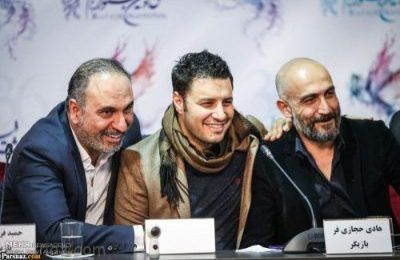 تصاویر منتخب از سی و ششمین جشنواره فیلم فجر