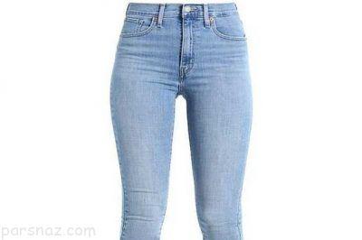 شلوار جین زنانه 2019 | مدل های شلوار جین دخترانه عید نوروز 98