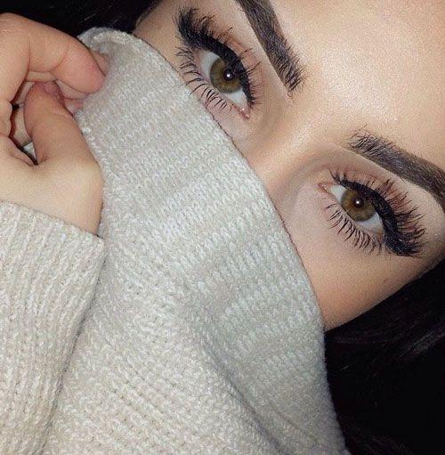 آرایش چشم و ابرو 2018 |مدل های آرایش چشم مجلسی و خط چشم 97