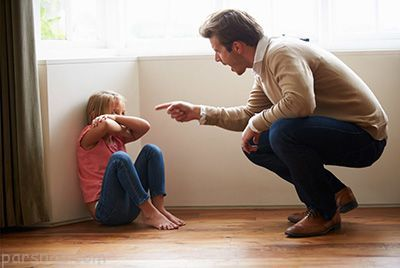 عواقب ناگوار تنبیه کودکان توسط والدین