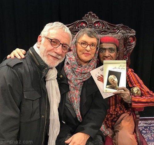 عکس خانوادگی بازیگران 2018  تصاویر جدید بازیگران و هنرمندان در کنار همسران