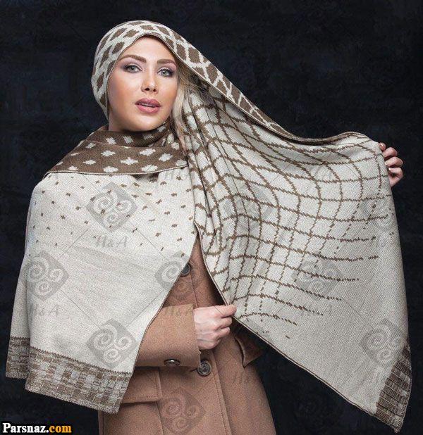 شال و روسری زنانه عید نوروز 99 (56 مدل شال و روسری مجلسی و اسپرت 2020)