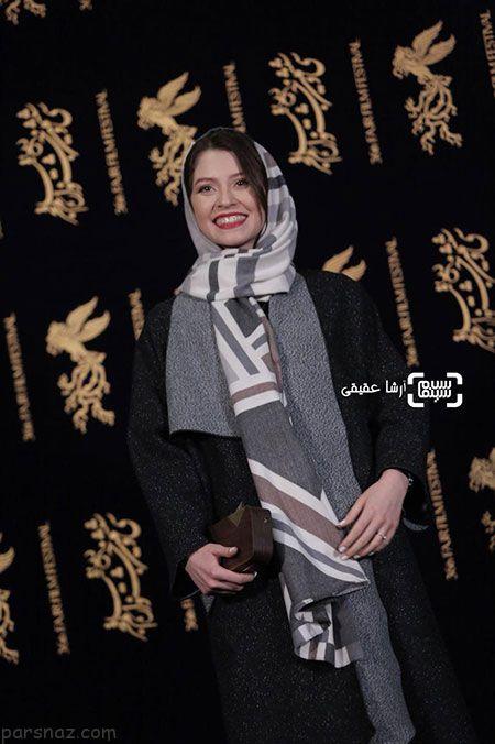 عکس های بازیگران و ستاره ها در جشنواره فجر 1396