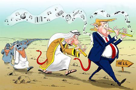 کاریکاتور خنده دار 2018 | جدیدترین کاریکاتورهای طنز و مفهومی اجتماعی در سال 2018