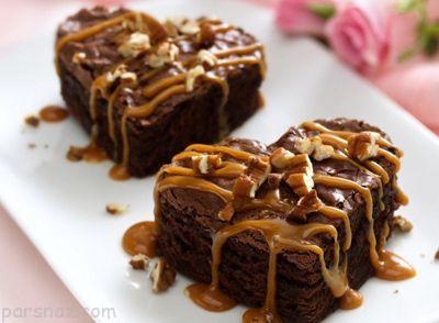 روش تهیه کلوچه شکلاتی خوشمزه و عالی