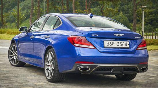 بررسی کامل خودرو جنسیس G70 به زودی در ایران