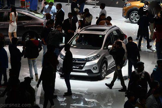 معرفی برترین خودروهای نمایشگاه هند 2018