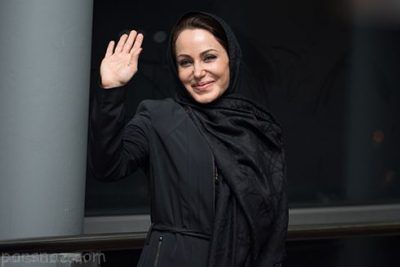 رامانا بدل آنجلینا جولی در اکران فیلم شاخ کرگدن |بدل ایرانی آنجلینا جولی