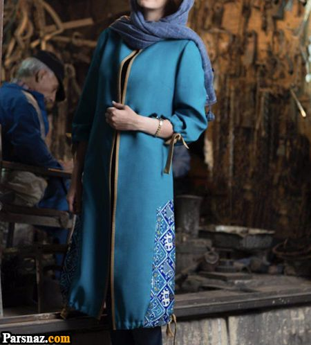 مدل مانتو بهاری عید نوروز 1397 | مدل های مانتو مجلسی و مانتو اسپرت 97 (105 عکس)
