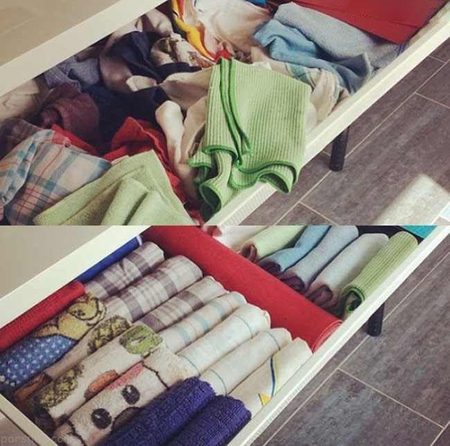 ساده ترین ترفندها برای تمیزکاری منزل در خانه تکانی عید نوروز +عکس