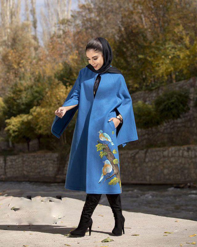مانتو شیک 2018 | مدل مانتو رنگ سال 97 انواع مدل های مانتو در رنگ های زیبا