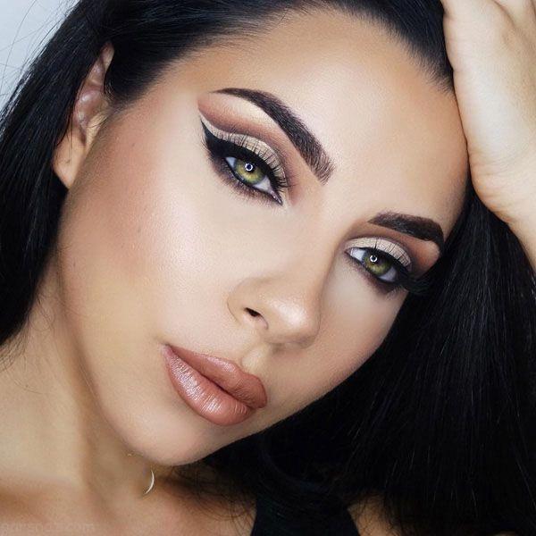 مدل آرایش صورت برای عید نوروز 98 |جذاب ترین مدل های آرایش صورت مجلسی شیک 2019