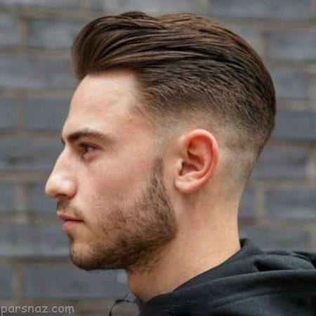 مدل مو مردانه 2019  بهترین مدل موهای مردانه بر اساس فرم صورت