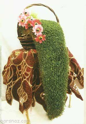 روش درست کردن سبزه آبشاری برای عید نوروز 97 |سبزه عید نوروز 1397