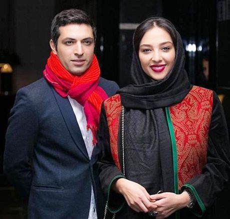 مصاحبه با اشکان خطیبی و همسرش | عکس های اشکان خطیبی و همسرش