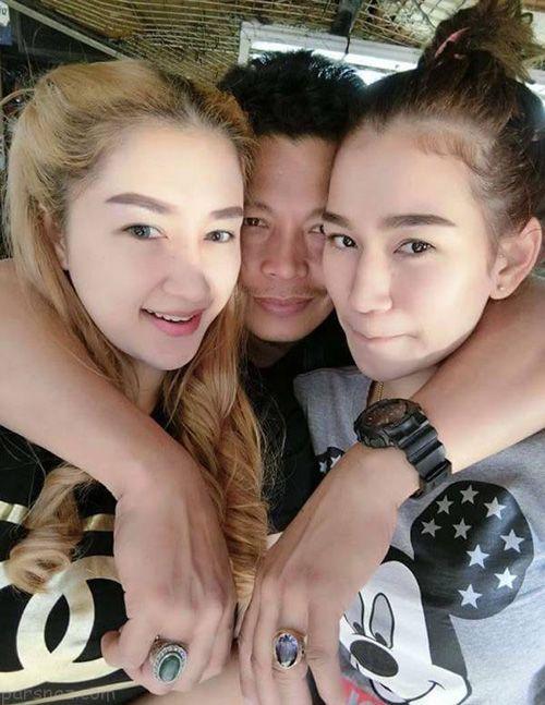 رابطه زناشویی و زندگی عجیب این مرد با دو همسر جوان در یک خانه