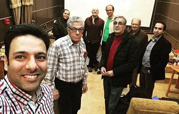 مستانه مهاجر همسر پژمان بازغی | بیوگرافی + عکس دختر (سابقه هنری)