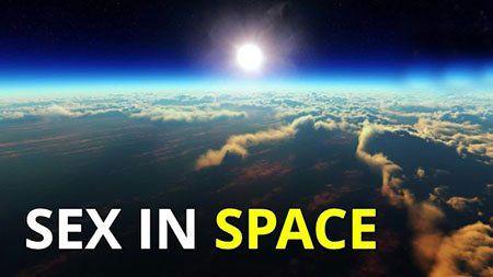 آزمایش عجیب رابطه جنسی مردان و زنان آمریکایی در فضا (عکس)