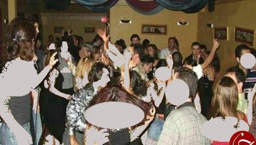 عکس خفن پارتی | 65 پسر و دختر نیمه برهنه مشهدی در پارتی مختلط