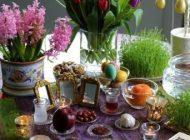 جملات عاشقانه عید نوروز برای همسر 99 |متن های عاشقانه تبریک عید نوروز برای همسر