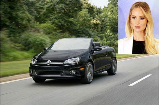 ستاره های مشهور و خودروهای میلیاردی آن ها