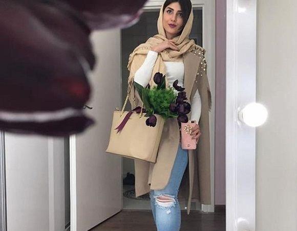 عکس های لاله مرزبان | تصاویر اینستاگرامی لاله مرزبان بازیگر ایرانی
